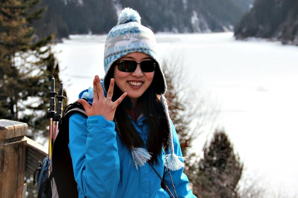 A Proposal at Jiuzhai Valley